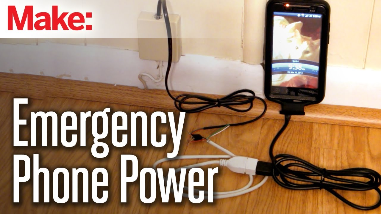 Phone Charging Station Diy Charging Gadgets Without The