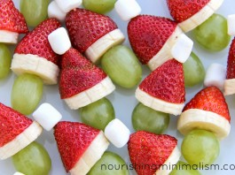 Grinch Kabobs Made Easy