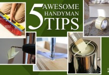 5 Awesome Handyman Tips