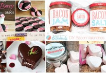 5 DIY Valentines Day Gifts That are delicious
